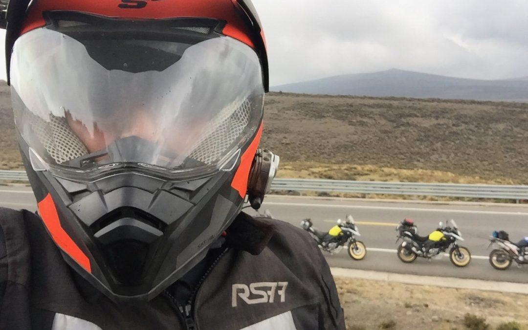 Viajar en moto desde Quilotoa hasta Salinas (de Bolívar)