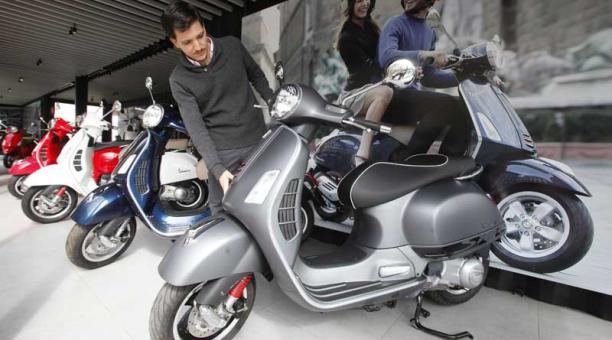 ¿Cuánto es el arancel al comprar una moto europea nueva?