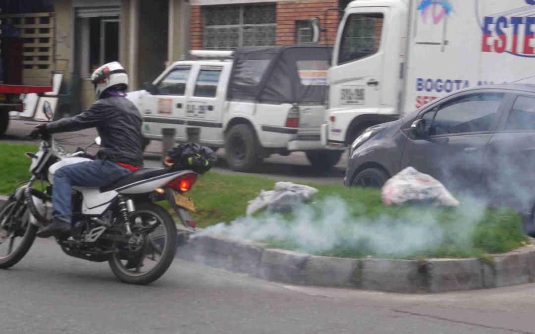 Nivel de emisiones de gases de motos. ¿Dónde estamos?