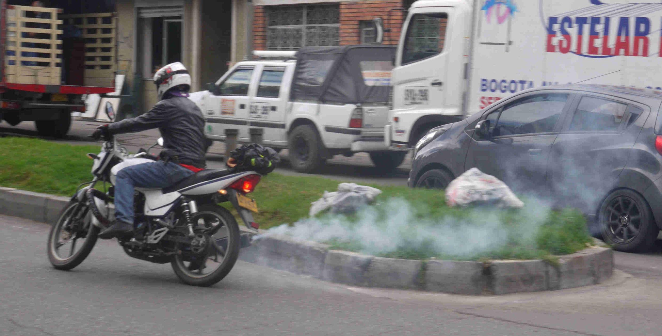 gases emisiones contaminantes emision cuencaire corpaire