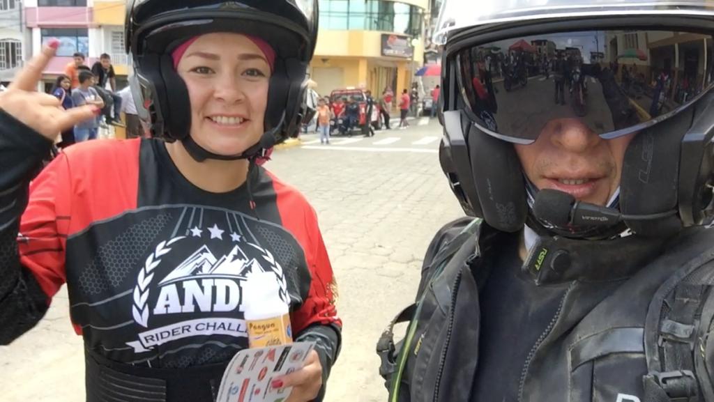 Participantes Andes RIder