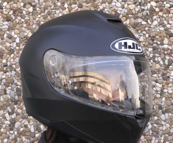 casco policarbonato material cascos