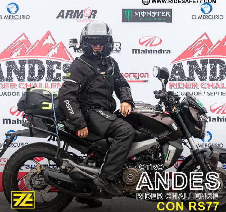 Lo que debes saber sobre el Andes Rider Challenge