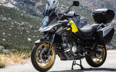 Las 5 motos de alto cilindraje más vendidas del 2020